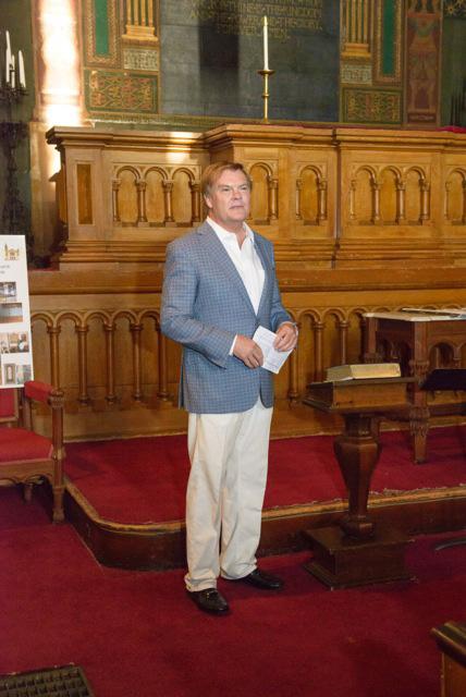 Paul-Miller-President-La-Farge-Restoration-Fund